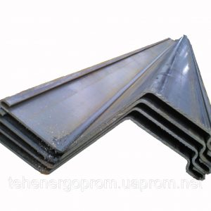 STEEL SHEET PILE TYPE IV